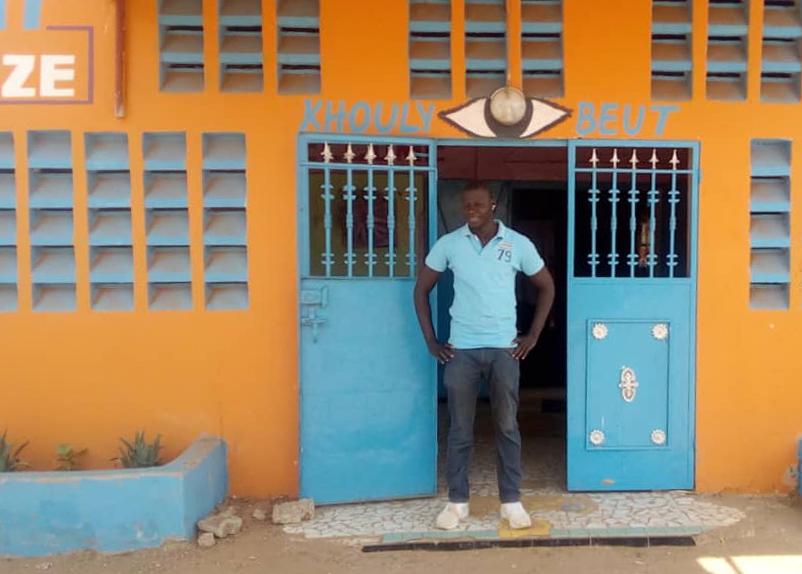 Babakar – Senegal: Was bisher geschah
