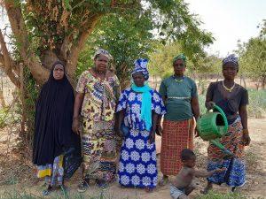 Frauenprojekt Gambia