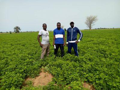 Babakar im Senegal